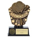 Badminton Trophy PK219